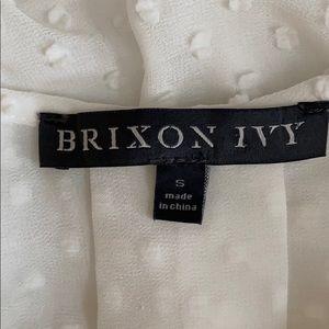 Brixon Ivy Tops - Brixon Ivy Eugene Swiss Dot Blouse with Ca…